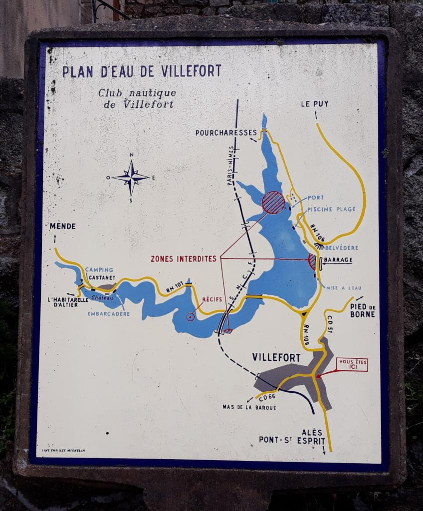 48800 Plan d'eau de Villefort
